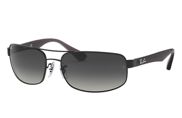 Ray-Ban 0RB3445-RB3445 Negro; Gris SUN
