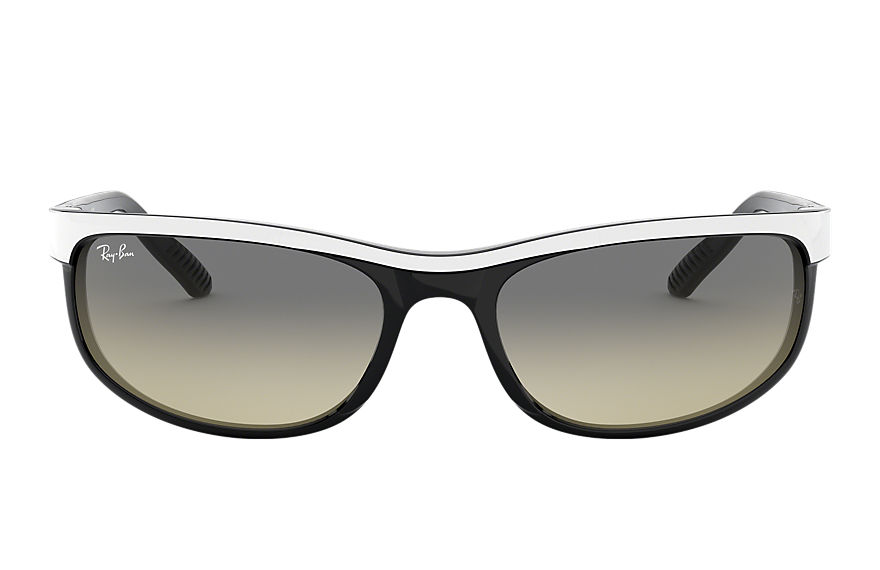 Ray-Ban  sunglasses RB2027 MALE 001 predator 2 white 8053672746303
