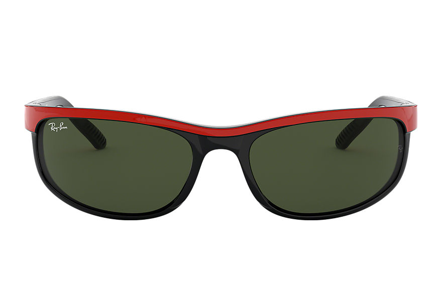 Ray-Ban  sunglasses RB2027 MALE 002 predator 2 red 8053672746310