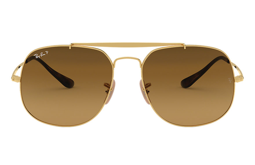 Ray-Ban  sunglasses RB3561 MALE 001 general gold 8053672751130