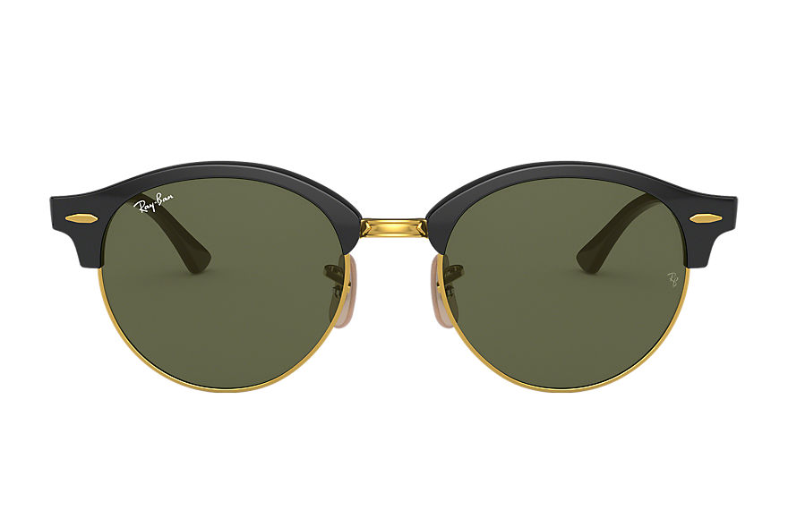 Ray-Ban  sunglasses RB4246F UNISEX 003 clubround classic 블랙 8053672751819