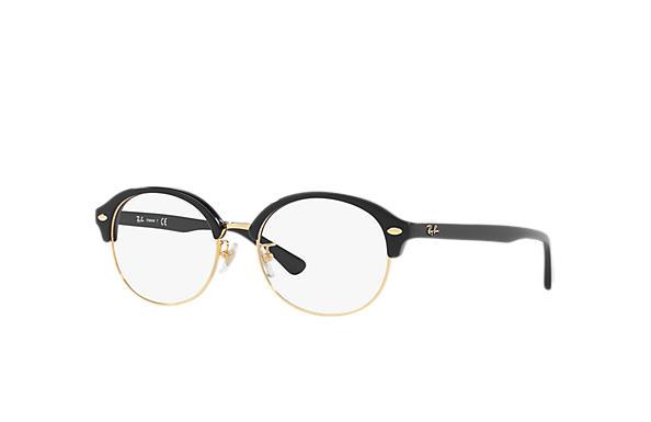 91e078d093 Ray-Ban eyeglasses RB5358TD Black - Titanium - 0RX5358TD570753