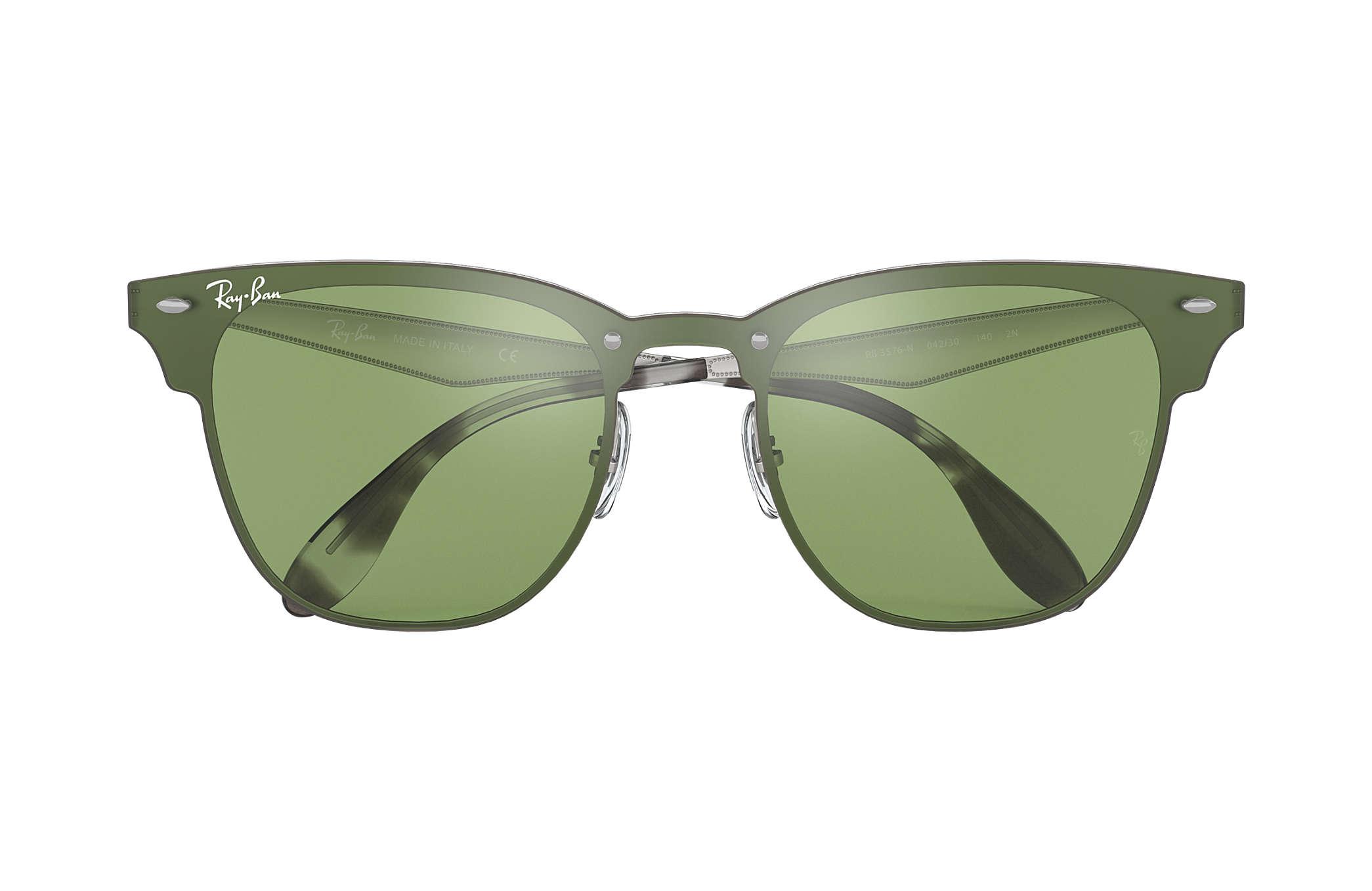 ray ban blaze clubmaster green