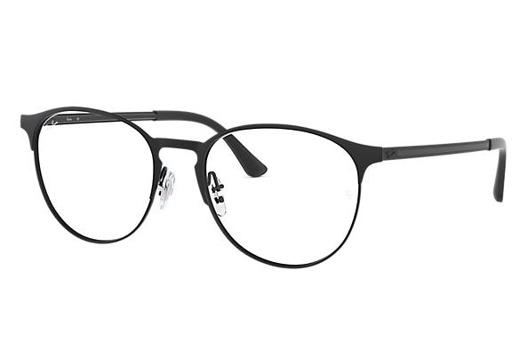 27c750ace0e Ray-Ban prescription glasses RB6375 Black - Metal - 0RX6375294451 ...