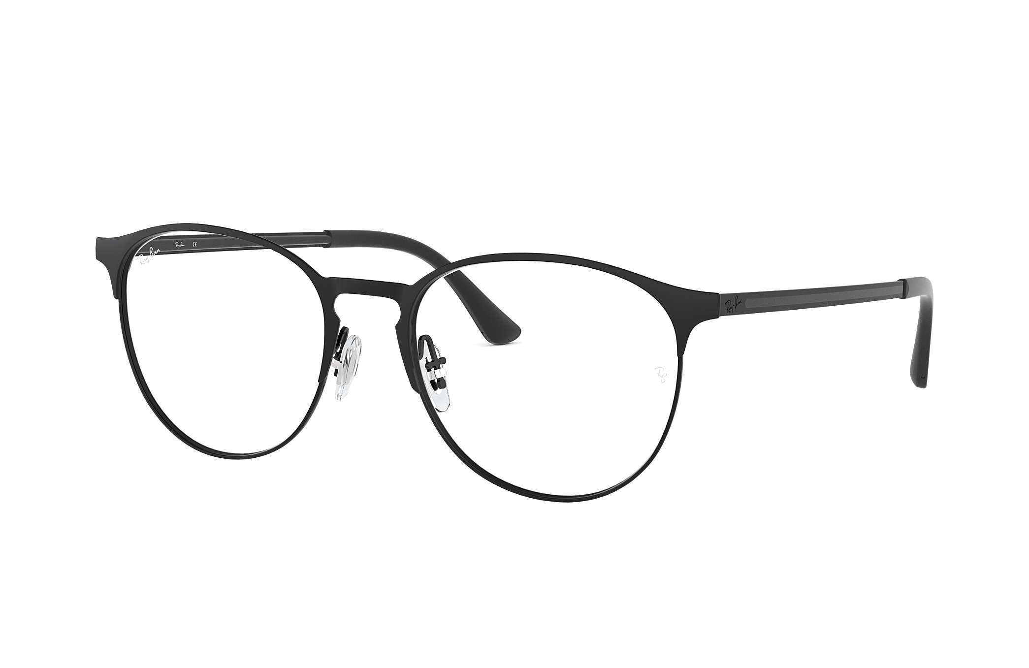 d4a128883 Óculos de grau Ray-Ban RB6375 Preto - Metal - 0RX6375294453 | Ray ...
