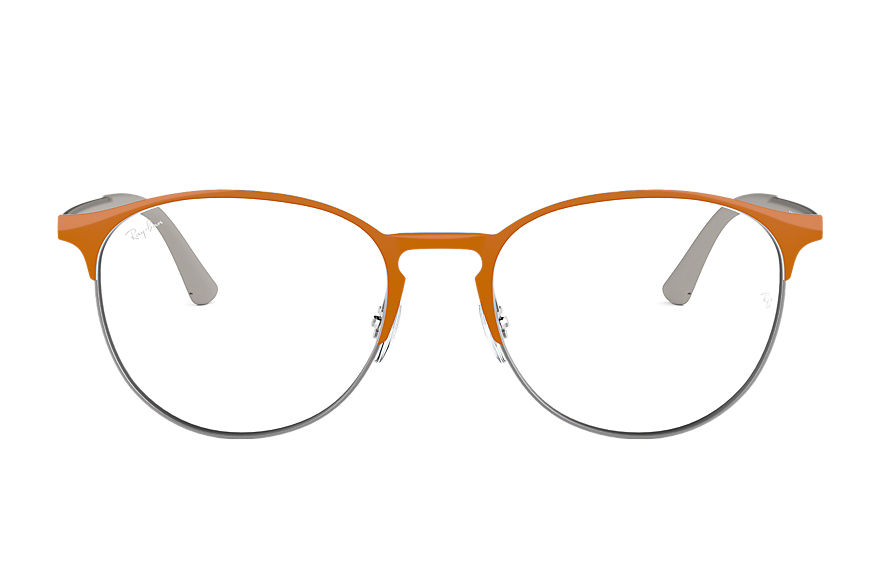 Ray-Ban  eyeglasses RX6375 UNISEX 002 rb6375 orange 8053672767933