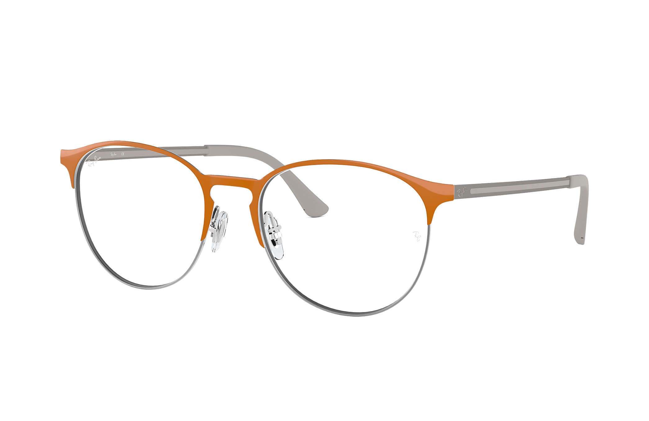 4490e427f Óculos de grau Ray-Ban RB6375 Preto - Metal - 0RX6375289053 | Ray ...