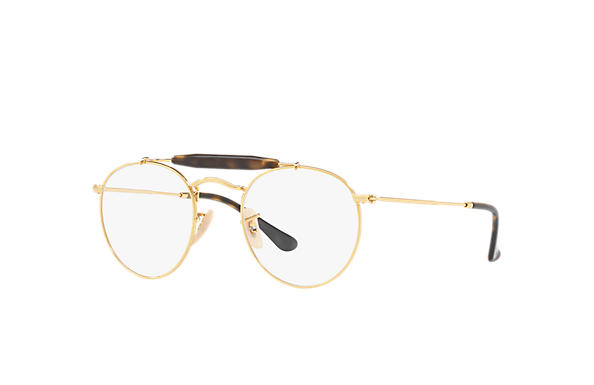 Ray-Ban 0RX3747V-RB3747V Gold OPTICAL