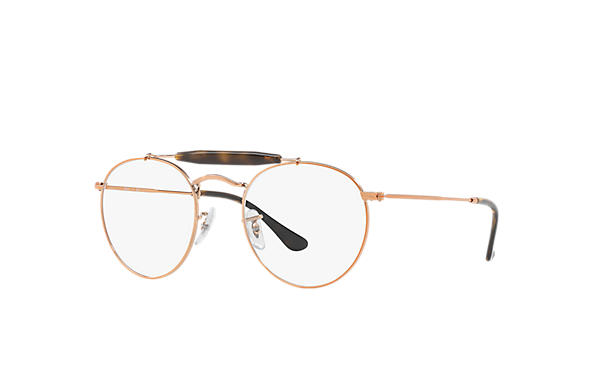 Ray-Ban 0RX3747V-RB3747V Bronze-Copper OPTICAL