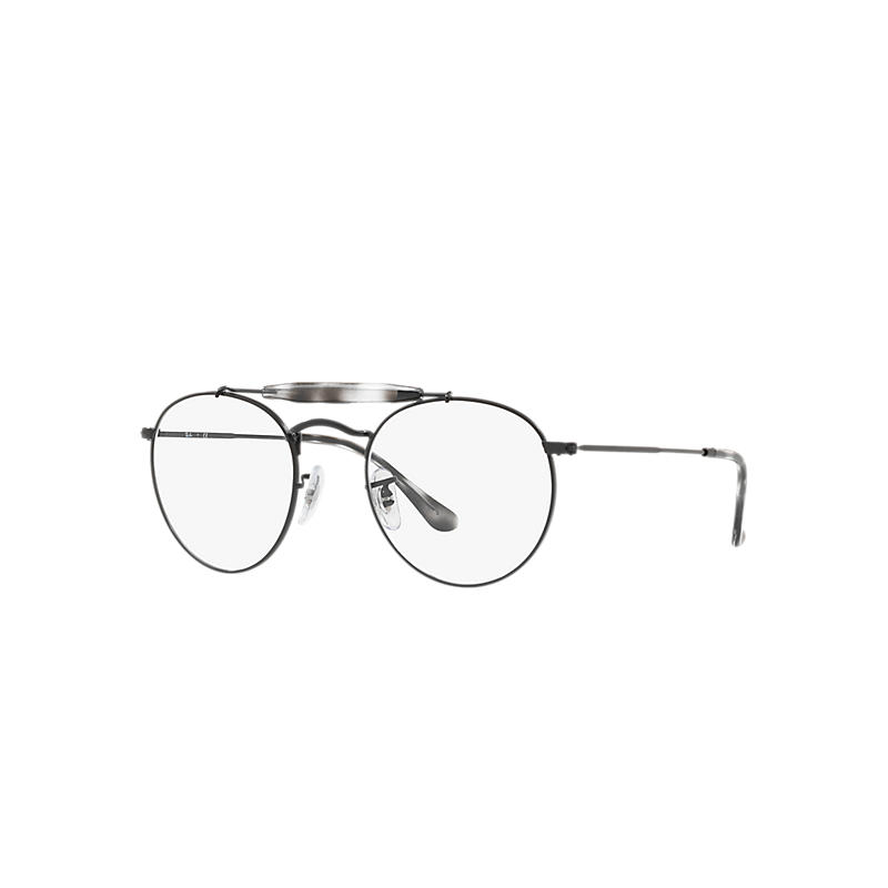 Image of Ray-Ban Black Eyeglasses - Rb3747v