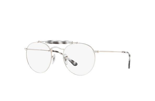 Ray-Ban 0RX3747V-RB3747V Argent OPTICAL