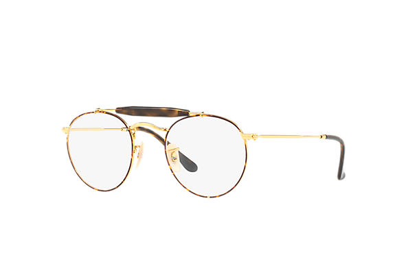 Ray-Ban 0RX3747V-RB3747V Tortoise,Gold; Gold OPTICAL