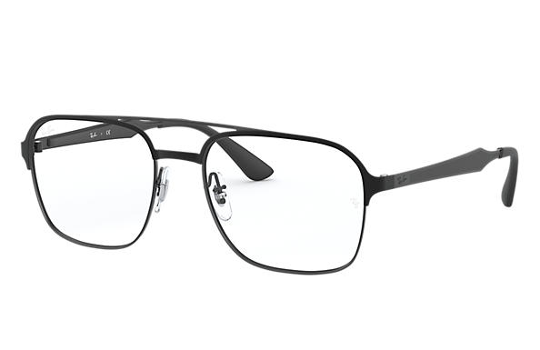 Ray-Ban 0RX6404-RB6404 Black OPTICAL