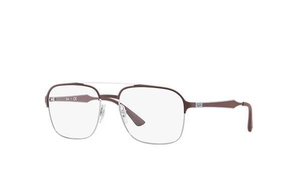 741a9e05ef0 Ray-Ban prescription glasses RB6404 Black - Metal - 0RX6404286154 ...