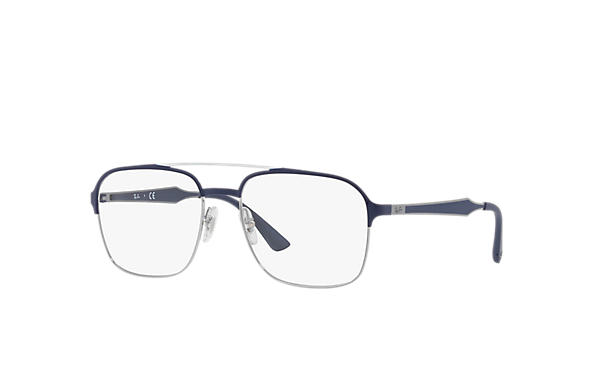 Ray-Ban 0RX6404-RB6404 Blue OPTICAL
