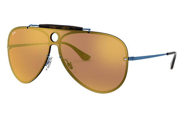 Ray-Ban 0RB3581N-BLAZE SHOOTER Blue SUN