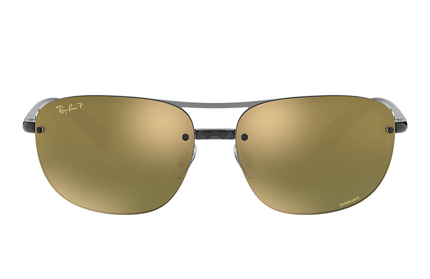 Ray-Ban  gafas de sol RB4275CH MALE 006 rb4275 chromance gris 8053672768848