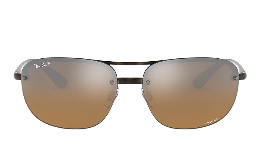 Ray-Ban  gafas de sol RB4275CH MALE 004 rb4275 chromance habana 8053672768862