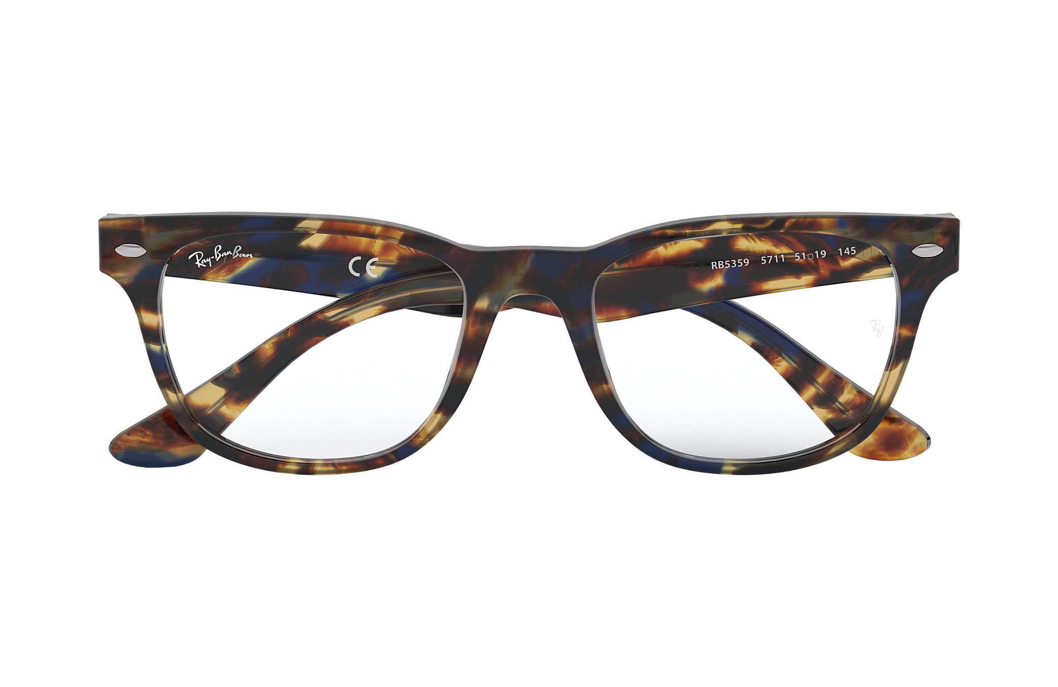 3ee3ace1c3 Ray-Ban prescription glasses RB5359 Tortoise - Acetate ...