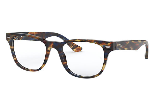 3ee3ace1c3 Ray-Ban prescription glasses RB5359 Tortoise - Acetate ...