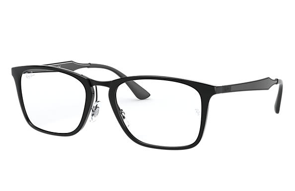 Ray-Ban 0RX7131-RB7131 Black OPTICAL