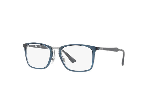 Ray-Ban 0RX7131-RB7131 Blau; Grau OPTICAL