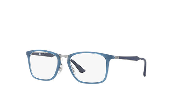 Ray-Ban 0RX7131-RB7131 Light Blue; Blue OPTICAL