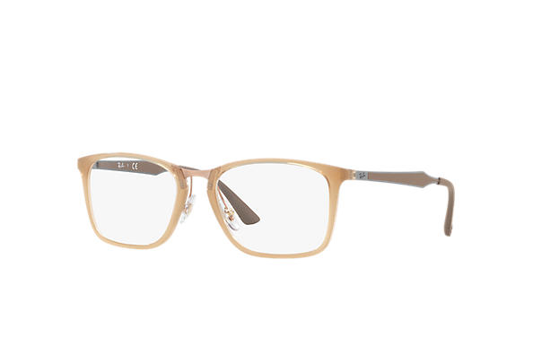 Ray-Ban 0RX7131-RB7131 Light Brown OPTICAL