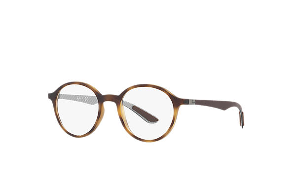 7995e834df Ray-Ban prescription glasses RB8904 Tortoise - Injected ...