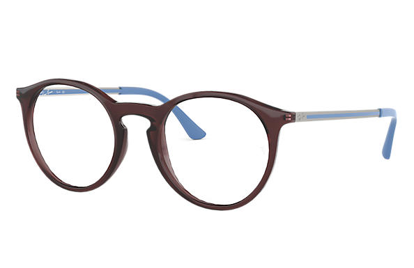 Ray-Ban 0RX7132-RB7132 Marron; Bleu OPTICAL