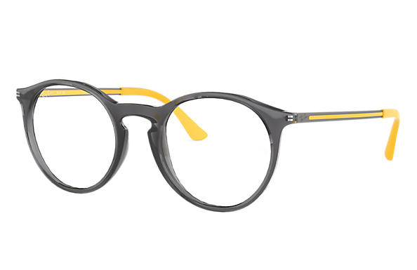 Ray-Ban 0RX7132-RB7132 Grey; Yellow OPTICAL
