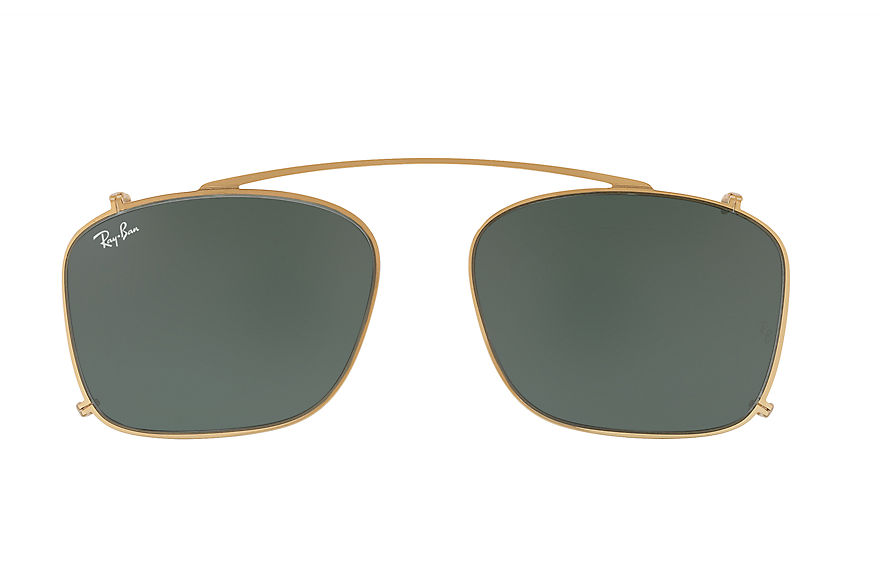 Ray-Ban  accessoires RX7131C MALE 002 rb7131 clip on gold 8053672770049