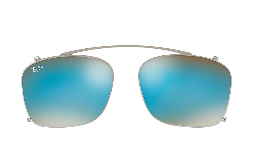 Ray-Ban   RX7131C MALE 001 rb7131 clip on 銀色 8053672770063