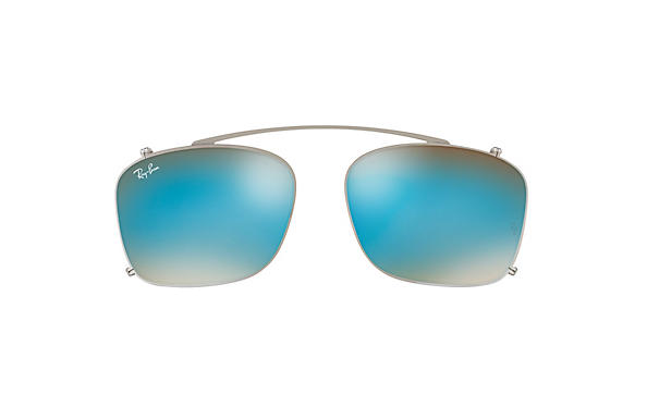 Ray-Ban 0RX7131C-RB7131 CLIP-ON Argento;  CLIPON