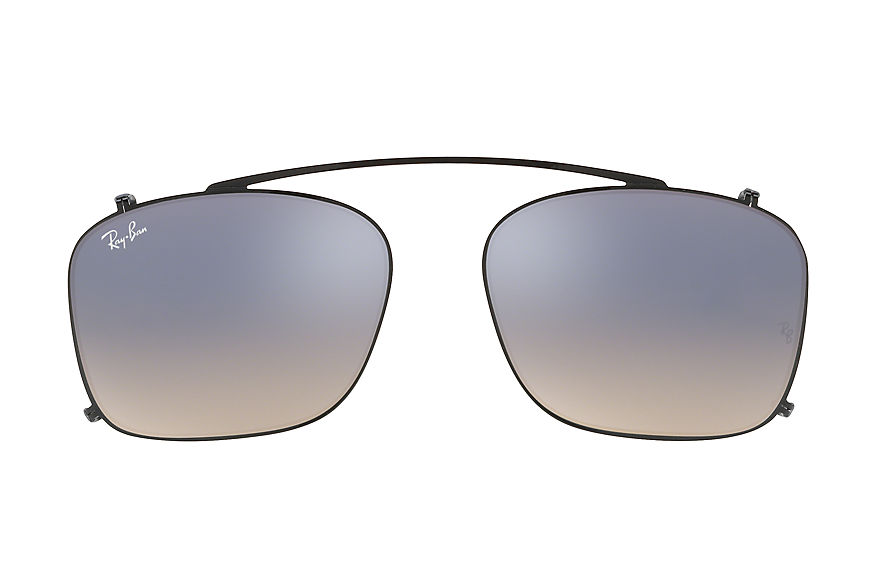 Ray-Ban  accessoires RX7131C MALE 003 rb7131 clip on black 8053672770094