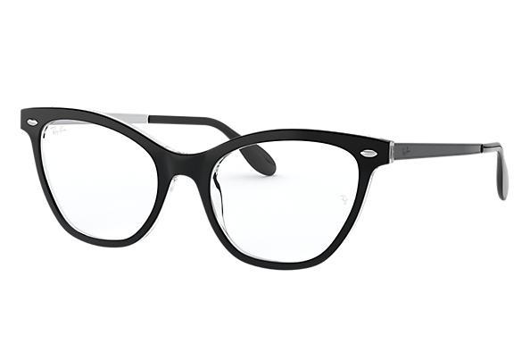 c7ef1237d1 Ray-Ban prescription glasses RB5360 Black - Acetate - 0RX5360203454 ...