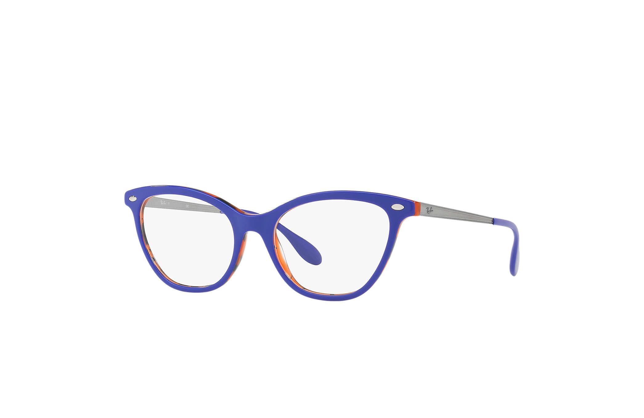 9fe1a285b5e Ray-Ban eyeglasses RB5360 Blue - Acetate - 0RX5360571652