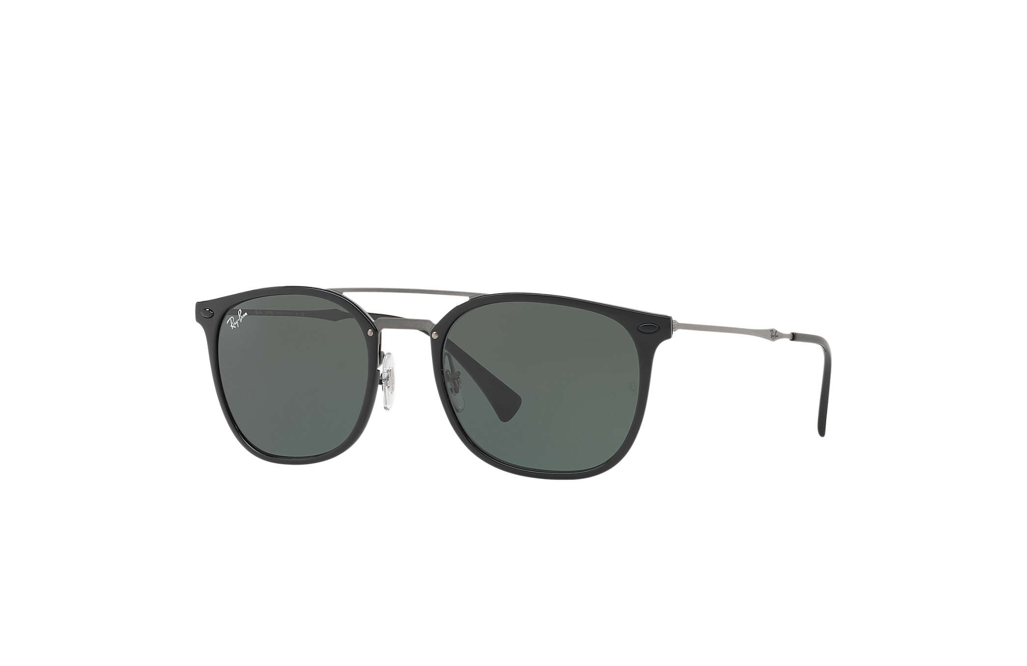 f1747d37905df Ray-Ban RB4286 Nero - Injected - Lenti Verde - 0RB4286601 7155