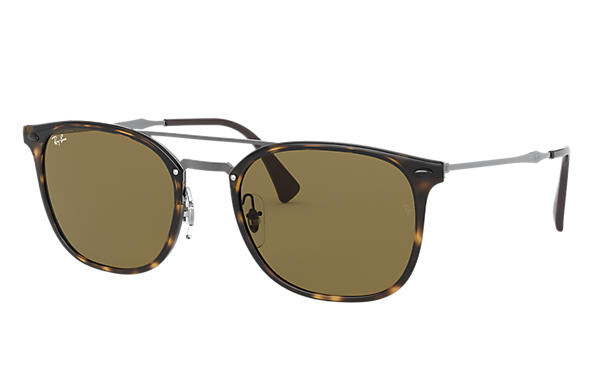 f2527045a7e Ray-Ban RB4286 Tortoise - Injected - Brown Lenses - 0RB4286710 7355 ...
