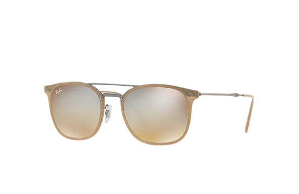 Ray-Ban 0RB4286-RB4286 Light Brown; Gunmetal SUN