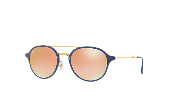 Ray-Ban 0RB4287-RB4287 Blue; Gold SUN