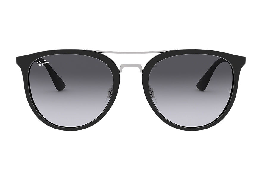 Ray-Ban RB4285 Black with Grey Gradient lens