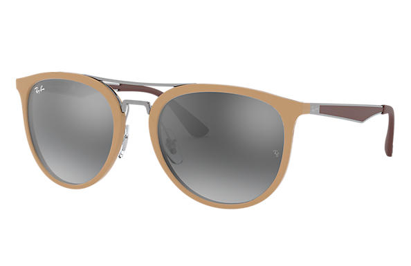 Ray-Ban 0RB4285-RB4285 Marron clair; Marron SUN