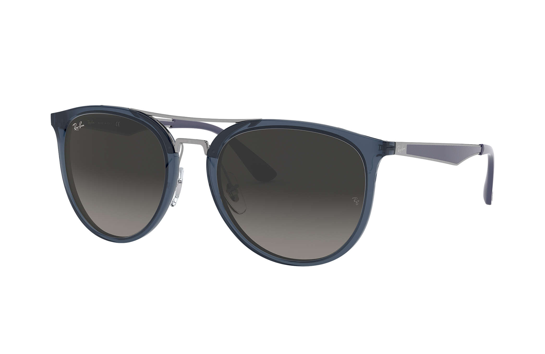 95276973828d2 Ray-Ban RB4285 Light Blue - Injected - Grey Lenses - 0RB428563031155 ...