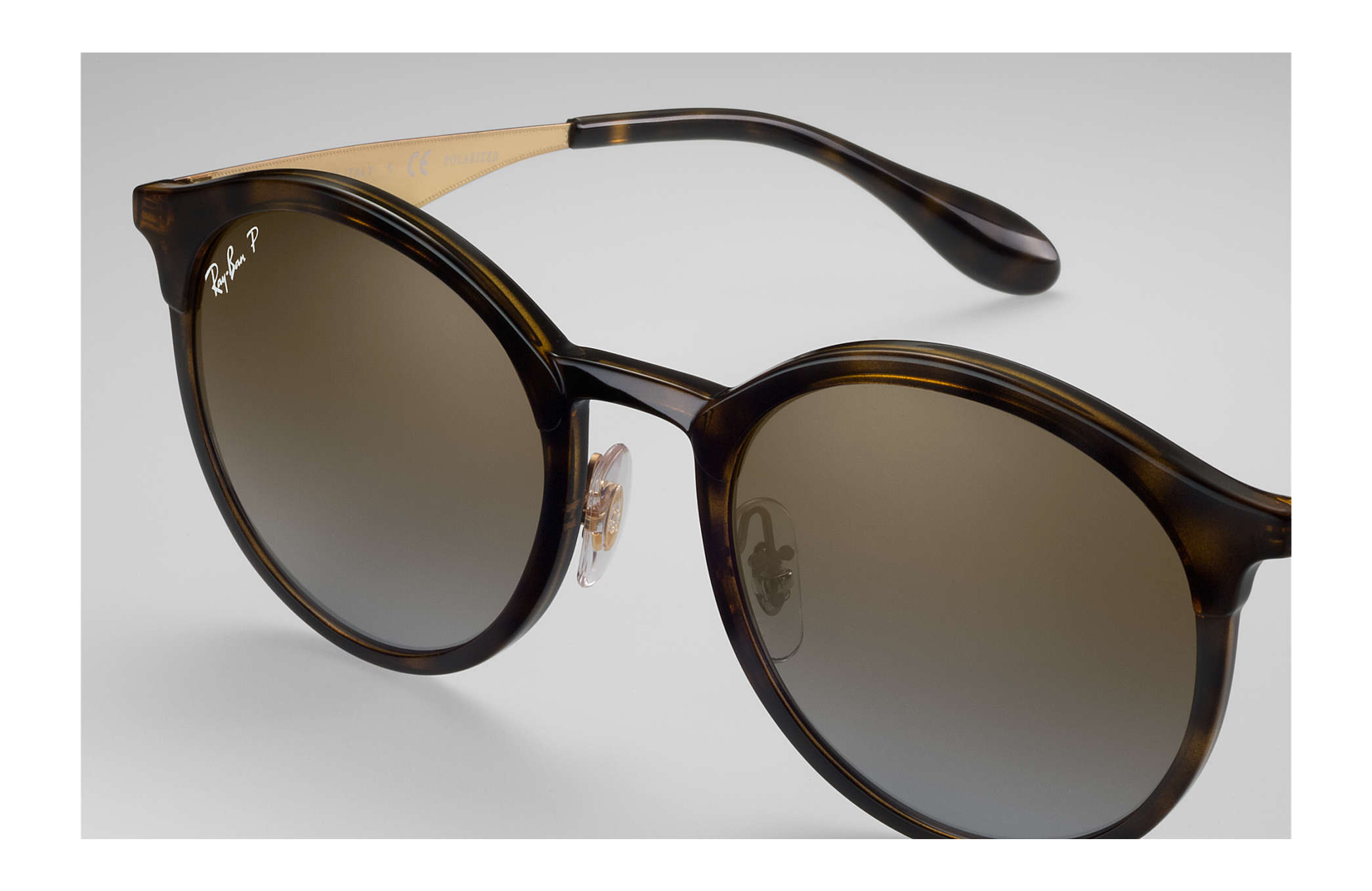 056a8f1f38d06 Ray-Ban Emma RB4277 Tortoise - Injected - Brown Polarized Lenses ...