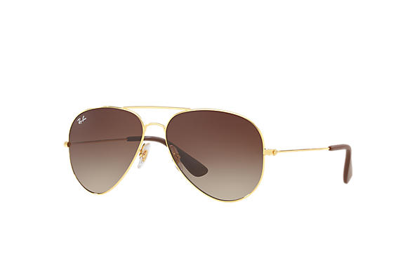 Ray-Ban 0RB3558-RB3558 Or SUN