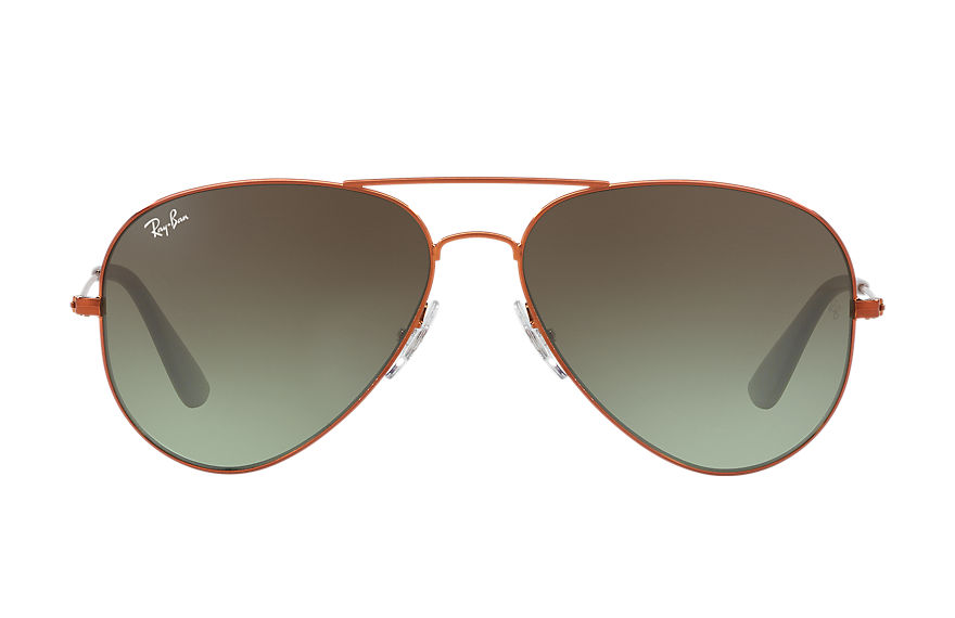 Ray-Ban Sunglasses RB3558 Brown with Brown Gradient lens