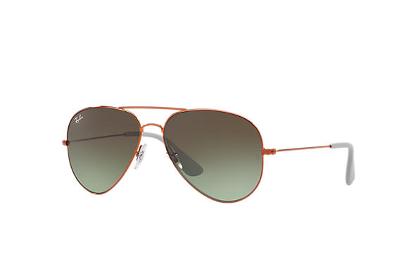 Ray-Ban 0RB3558-RB3558 Marron SUN