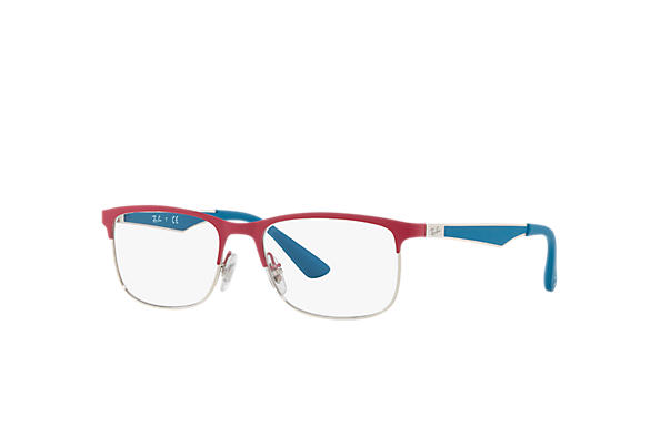 Ray-Ban 0RY1052-RB1052 Violet-Rouge,Argent; Bleu OPTICAL