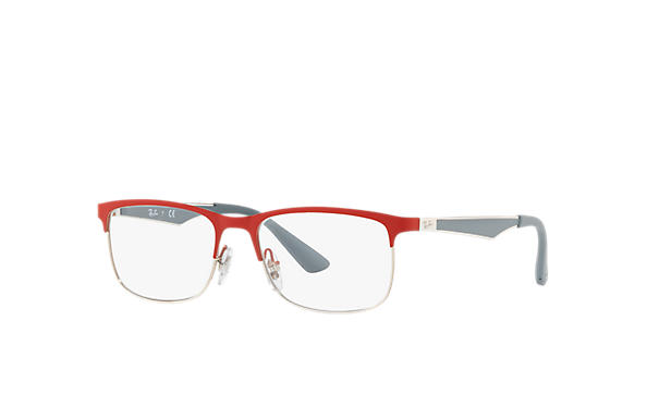 Ray-Ban 0RY1052-RB1052 Red,Silver; Grey OPTICAL